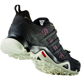 adidas TERREX Swift R GTX Shoes Women core black/core black/tactile pink
